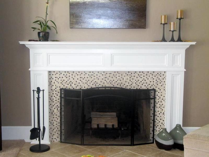 Upgrade Your Interior With A New Fireplace Mantel  Arlington House