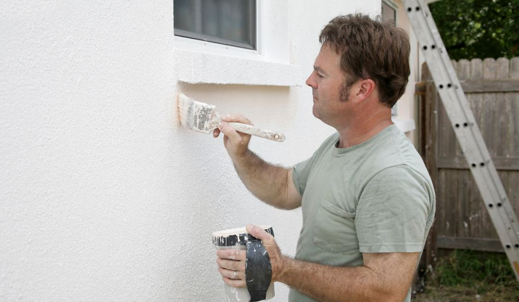 stucco maintenance